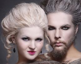 Idées de maquillage gothique