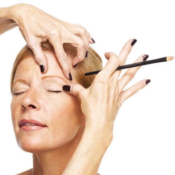 Maquillage Règles Pour Femmes Plus 40