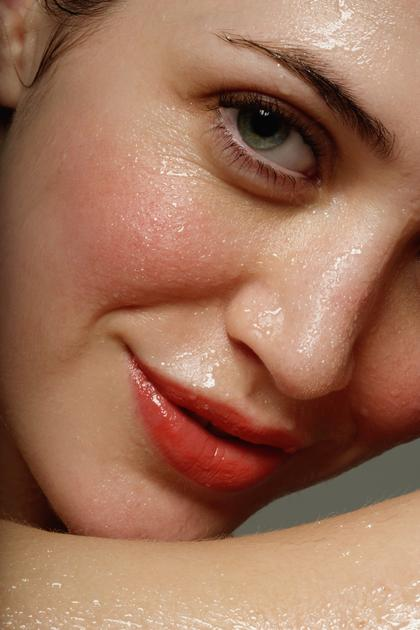 idée maquillage yeux vert