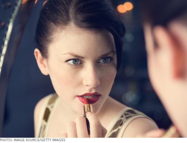 maquillage de faille nouvelle année