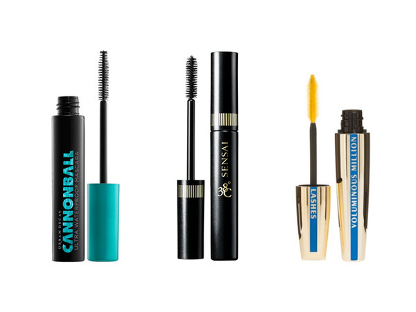 mascaras waterproof